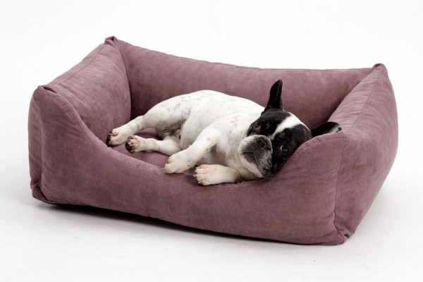 Hundebett Madison mauve